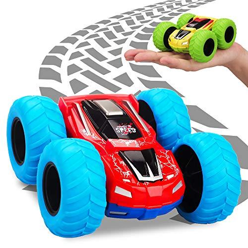 Spielzeug für Junge 2 3 4 5 Jahre, Kinderpielzeug ab 2-6 Jahr Jungen Mädchen Geschenk Auto Spielzeug Spiele...