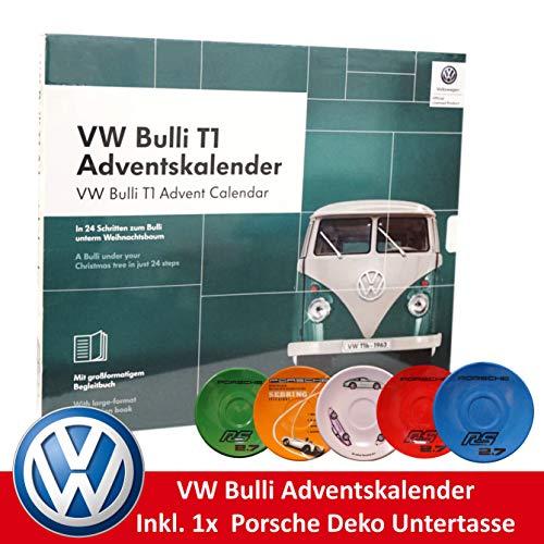 VW Bulli T1 Adventskalender 2019