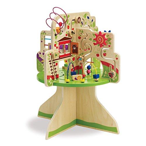 Manhattan Toy Tree Top Abenteuer-Aktivitätszentrum