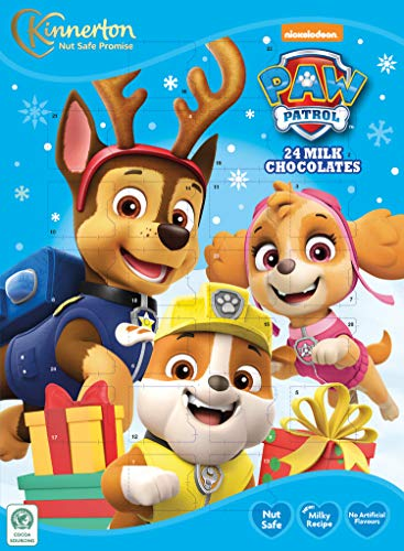 Kids Paw Patrol Adventskalender 2020, 40 g × [3 Packungen]