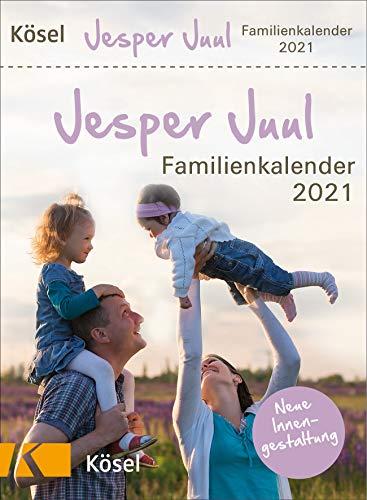 Familienkalender 2021: Abreißkalender von Jesper Juul