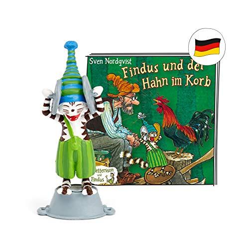tonies Hörfiguren für Toniebox: PETTERSSON UND FINUS Hörspiel Figur der Hahn im Korb - ca. 34 Min - ab 4...