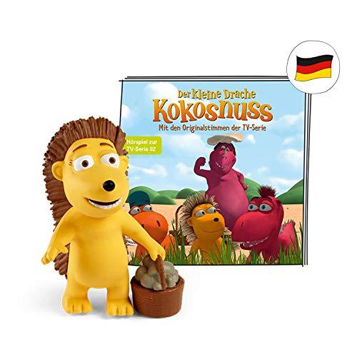 tonies Hörfiguren für Toniebox - Der kleine Drache Kokosnuss - Hörspiel 02 - ca. 60 Min. - Ab 5 Jahre...
