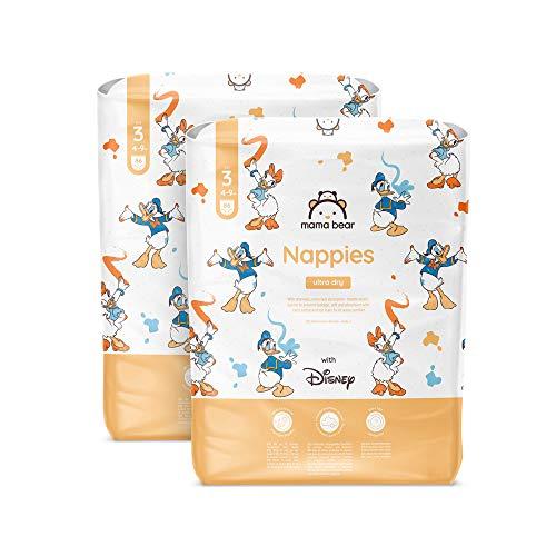 Mama Bear - Disney - 172 Ultra-Dry-Windeln - Größe 3 (4 - 9 kg)