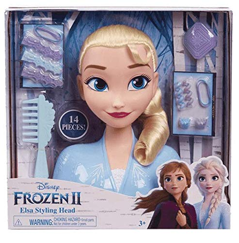 Frozen 2 ELSA Styling Head