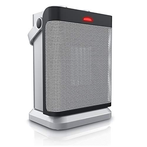 Brandson - Heizlüfter - 2 Leistungsstufen - stufenlose Temperaturregelung | Lüfterfunktion, energiesparend |...