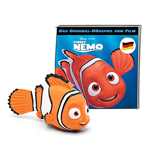 tonies Hörfigur für Toniebox, Disney – Findet Nemo Original-Hörspiel zum Film, Hörspiel für Kinder ab 4...