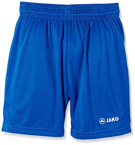Jako Kinder Sporthose Manchester Shorts, Blau (Royal), 7-8 Jahre (Herstellergröße: 2)