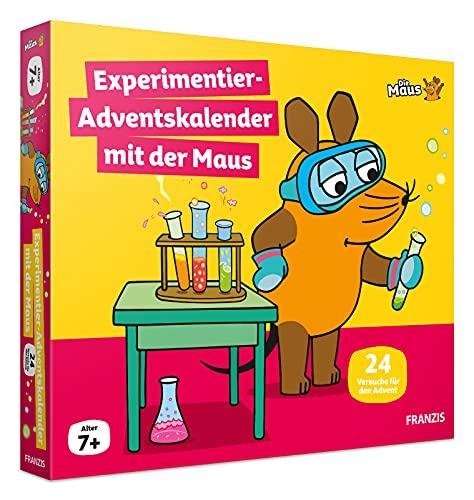 FRANZIS Maus Experimente Adventskalender 2021