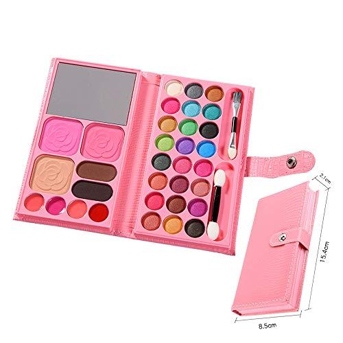 Kinderschminke Set, KARLOR Make-Up Palette, echtes Schminkset, waschbar sicher ungiftig kosmetisch für Kinder...