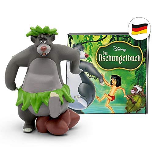 tonies Hörfiguren für Toniebox: Das DSCHUNGELBUCH Disney Hörspiel Figur - ca 59 Min. Spieldauer - ab 4...