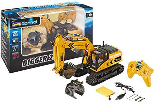 RC-Bagger 'Digger 2.0' von Revell Control