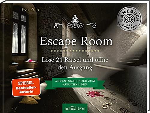 Escape Room: Der erste Escape-Adventskalender