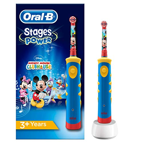 Braun Oral-B Kids: Elektrische Kinderzahnbürste
