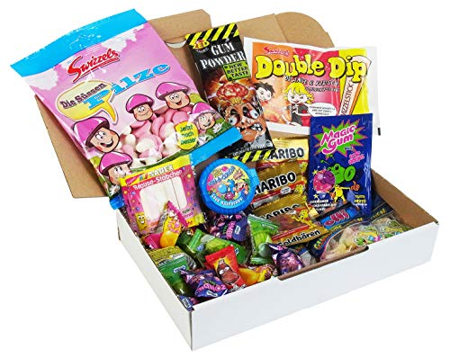 CAPTAIN PLAY   Füllung Schultüte Süßigkeiten   ohne Schokolade   32-teilig