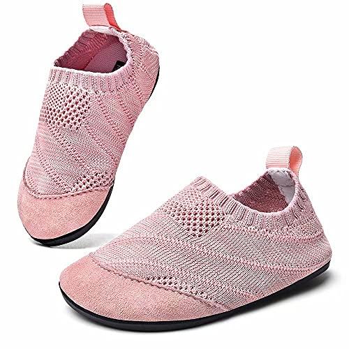 KOWAYI Kinder Hausschuhe Pantoffeln für Jungen mädchen rutschfeste Leichte Kleinkinder Hüttenschuhe Unisex...
