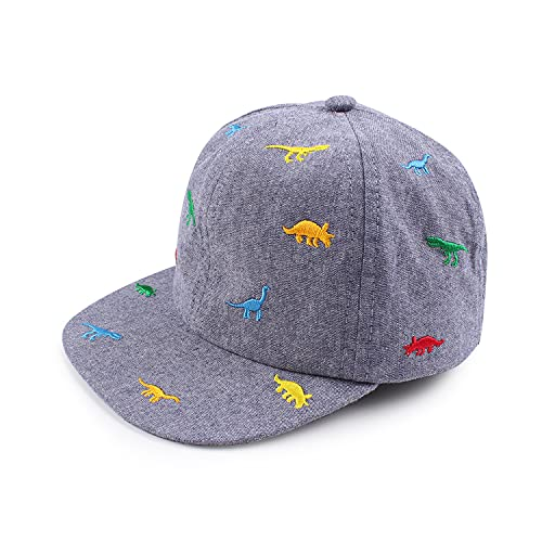 Pesaat Baby Schirmmütze Junge Baseballcap Kinder Sonnenhut UV Schutz Baby Junge Baseballkappe Kinder Jungen...
