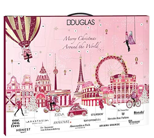 Douglas Beauty Adventskalender 2020 -Premium Edition Around The World- idealer Frauen + Mädchen...