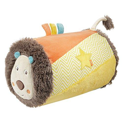 Fehn 066326 Krabbelrolle Löwe – Krabbel-Hilfe im lustigen Löwen Design für Babys und Kleinkinder ab 6+...