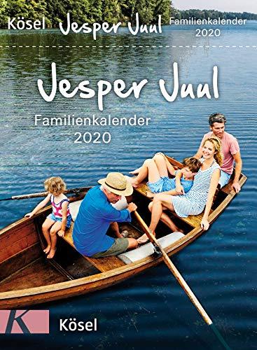 Familienkalender 2020: Abreißkalender von Jesper Juul