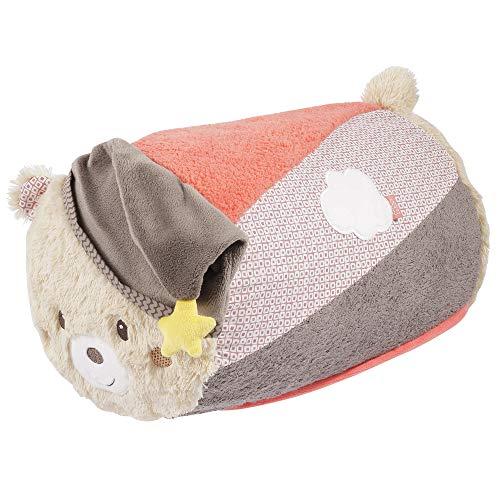 FEHN 060546 Krabbelrolle Bär / Krabbel-Hilfe im lustigen Bären Design für Babys und Kleinkinder ab 6+...