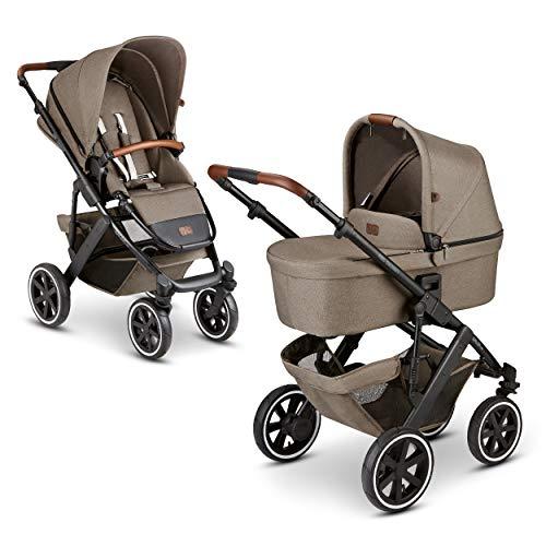 ABC Design 2 in 1 Kinderwagen Salsa 4 Air Fashion Edition – Kombikinderwagen für Neugeborene & Babys –...