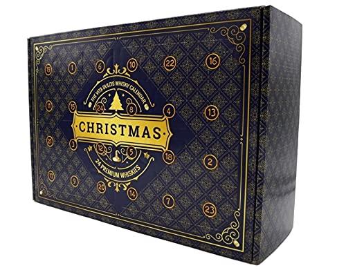 Whisky Adventskalender Platin Edition 1 - Vita Dulcis - 24x0,02l