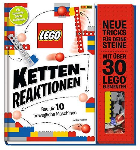 LEGO® Kettenreaktionen: Baue dir 10 bewegliche Maschinen: Neue Tricks für deine Steine - mit über 30 LEGO®...