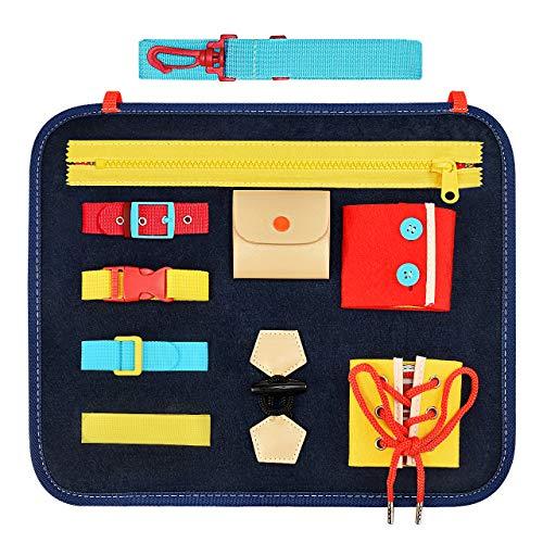 Teaisiy Lernspielzeug für Kinder 1-4 Jahre, Montessori Spielzeug 1-4 Jahre Baby Spielzeug für Kinder ab...