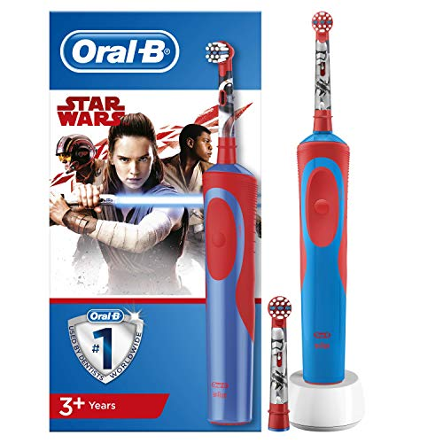 Oral-B Stages Power Kids Star Wars Elektrische Zahnbürste für Kinder