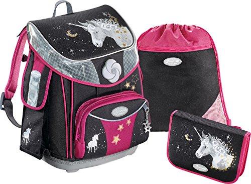 Sammies Premium Plus Schulranzen-Set 3-tlg Unicorn Dream unicorn dream