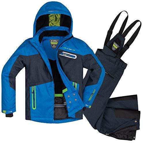 Killtec Skianzug Kinder Gr. 152 Skijacke + Skihose