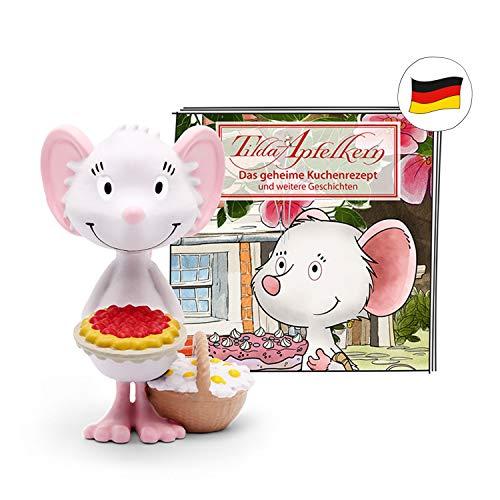 tonies Hörfiguren für Toniebox - Tilda Apfelkern - Das geheime Kuchenrezept und weitere Geschichten - ca. 58...