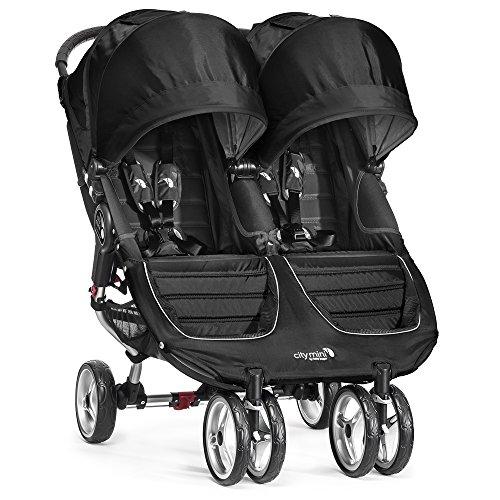 Baby Jogger City Mini Double: Zwillingskinderwagen