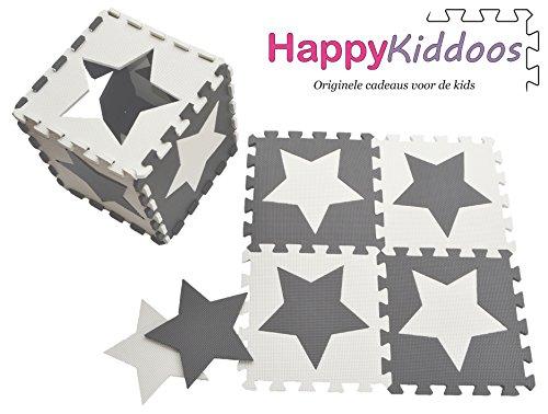 Happykiddoos Puzzlespielmatte 10 Foam Matte. Spielmatte Schaumstoff Verriegelung Puzzle Kinderteppich. Jede...