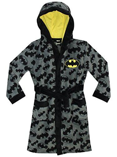 DC Comics Jungen Bademäntel Batman Mehrfarbig 140
