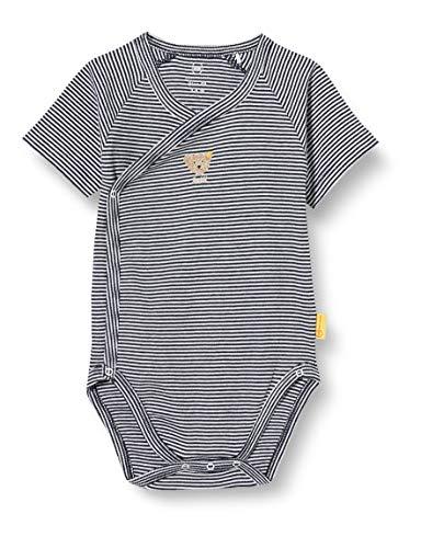 Steiff Unisex Baby Body, Navy, 80