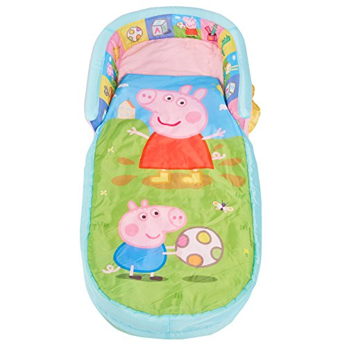 Worlds Apart ReadyBed Peppa Pig My First, Polyester-, Mehrfarbig, 130x 61x 23cm