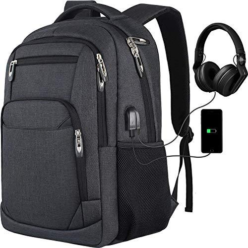 Rucksack Herren Schulrucksack, für 15.6 Zoll Laptop Rucksack Arbeit Wasserdicht Business Daypacks Jungen...