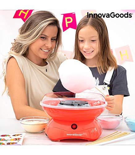 InnovaGoods SweetyCloud Zuckerwattemaschine,