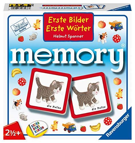 Ravensburger Kinderspiele, 88688 Erste Bilder - Erste Wörter memory®, mit Motiven aus dem Kinderbuch...