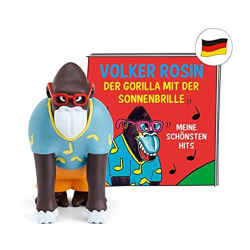 tonies Hörfigur für Toniebox - Hörspiel DER Gorilla MIT DER Sonnenbrille - ca. 53 Min - ab 3 Jahre -...