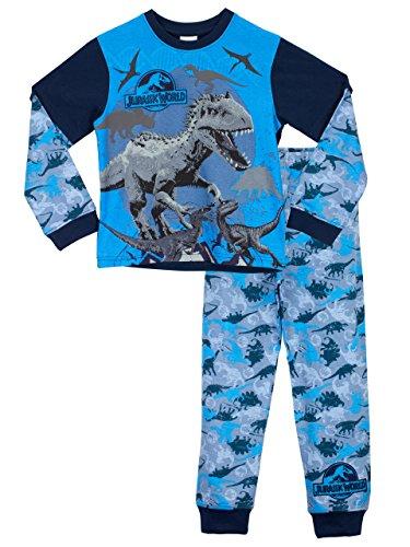 Jurassic World Jungen Jurassic World Schlafanzug 140