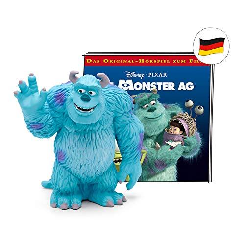 tonies Hörfigur für Toniebox, Disney – Die Monster AG Original-Hörspiel zum Film, Hörspiel für Kinder...