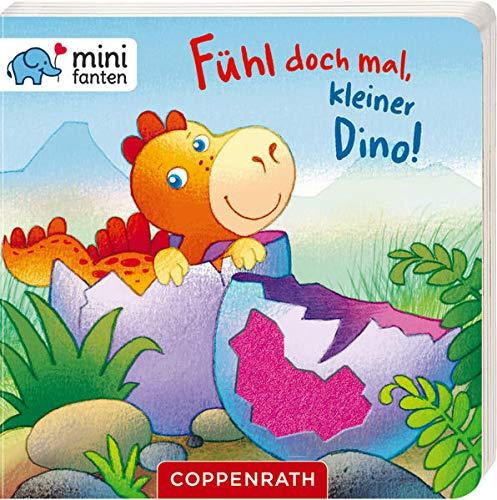 minifanten 29: Fühl doch mal, kleiner Dino