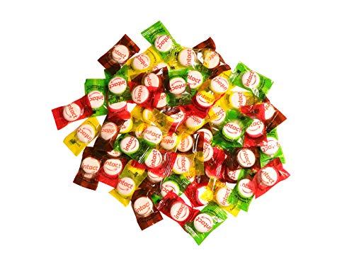intact Kindermischung Traubenzucker im Beutel • 500 g Traubenzucker Bonbons einzeln verpackt • Vitamin C...
