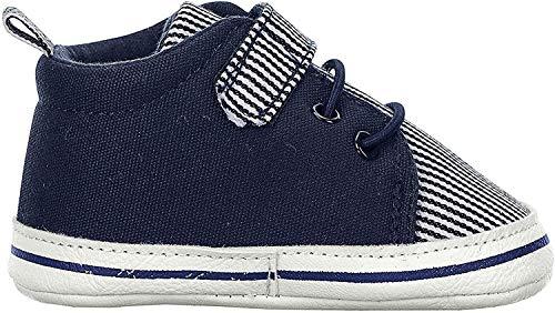 Sterntaler Baby Jungen Schuh Stiefel, Blau (Marine 300), 21/22 EU