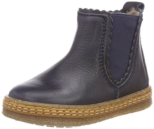 Bisgaard Unisex Kinder 21254218 Stiefel, Blau (608 Navy), 27 EU