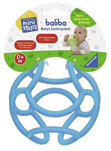 Ravensburger 04550 ministeps baliba - Babys Lieblingsball (blau)