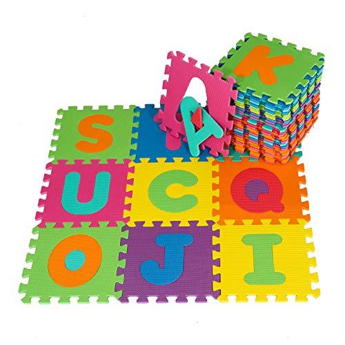 Panorama24 Puzzlematte für Babys und Kinder, Spielteppich Spielmatte Lernteppich Kinderspielteppich...
